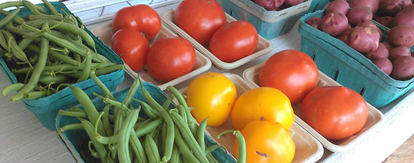 Waldoch Farm produce